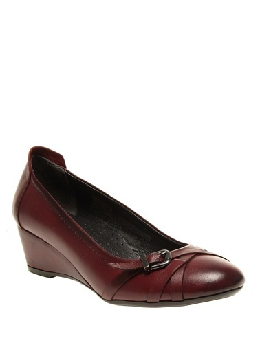 Cotton Bar Ayakkabı Bordo
